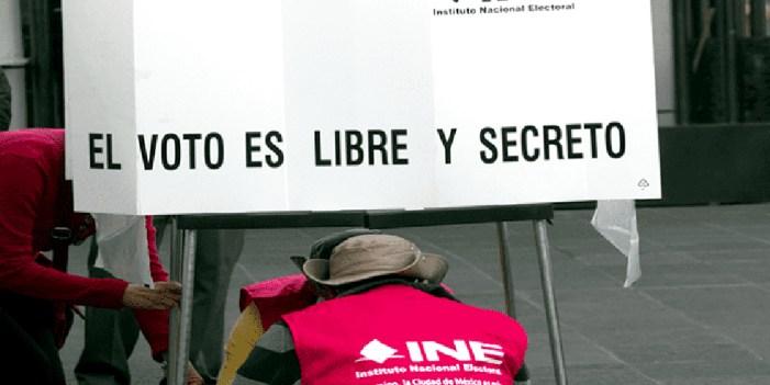 Alista INE instalación de 156 mil 857 casillas en el país