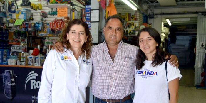 Legislará Angélica Miranda para los nogalenses