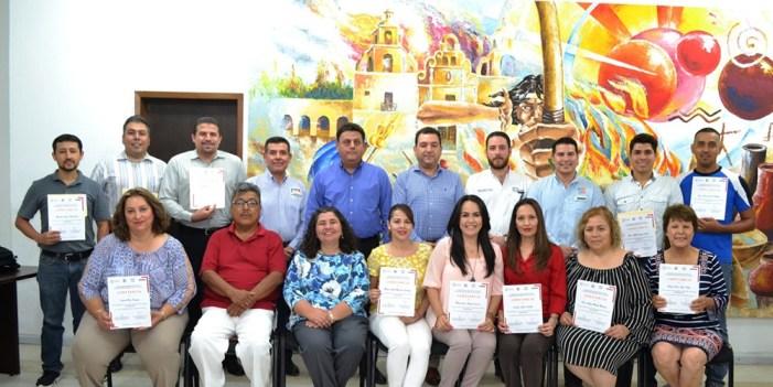 Incuban en Caborca a nuevos empresarios