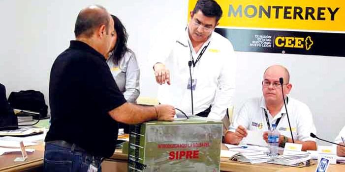 Elecciones de Navidad en Monterrey; serán el 23 de diciembre