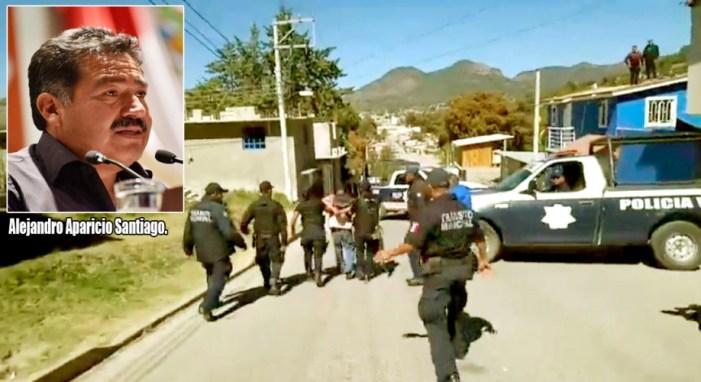 Condenan asesinato de Alcalde en Tlaxiaco, Oaxaca