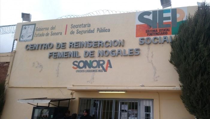 Cereso Femenil de Nogales niega información tras denuncia de internas