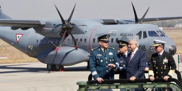 Ingresos de Santa Lucía irán a caja de la Defensa Nacional: AMLO