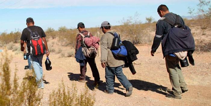 Mayoría de migrantes que llega a Sonora sólo busca trabajar en EUA