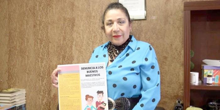 """Lanzan campaña para """"Día del Maestro"""""""