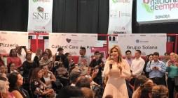Genera Sonora más de 15 mil empleos en el primer bimestre: Claudia Pavlovich