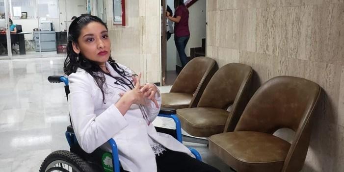 Salud Sonora, institución incluyente: María Rubí