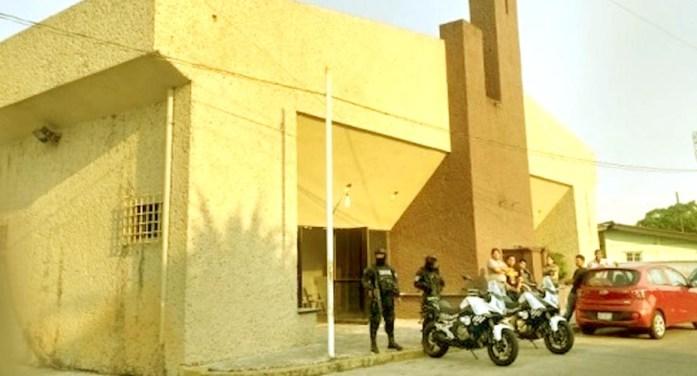 Confusión y miedo en velatorio de Minatitlán