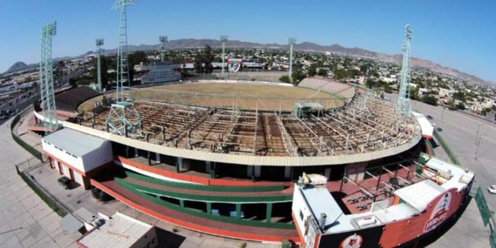 Venderá Claudia Pavlovich estadios de Obregón y Hermosillo