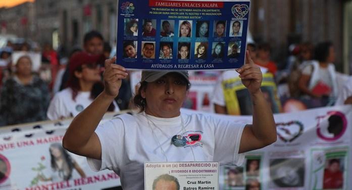 """Presenta Gobernadora iniciativa de Ley para """"Comisión de búsqueda de personas"""""""