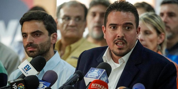 Confirma Noruega diálogo entre el Gobierno y la oposición venezolanos
