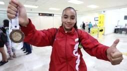 Duplican alumnos de primaria medallas de oro en competencia nacional