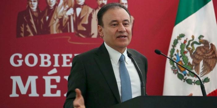 Alfonso Durazo rechaza diálogo con representantes de la PFP