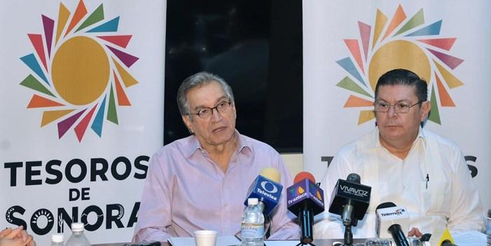 """Presentan programa """"Tesoros de Sonora"""""""