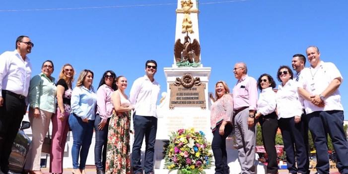 Conmemoran 101 aniversarios de la Gesta Heroica de Nogales