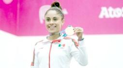 Paola Longoria, máxima medallista de oro para México