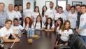 Recibe UES a estudiantes de intercambio