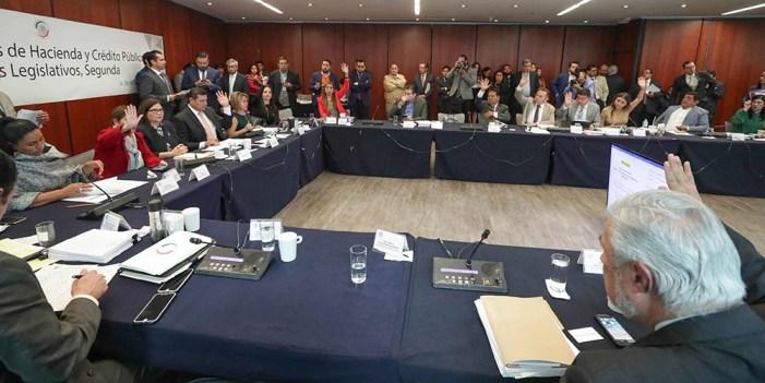 Aprueban Ley de Ingresos de la Federación para el 2020