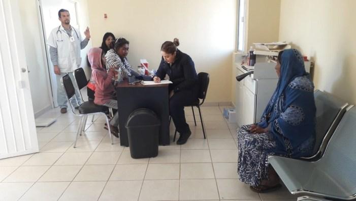 Punta Chueca cuenta con médico permanente
