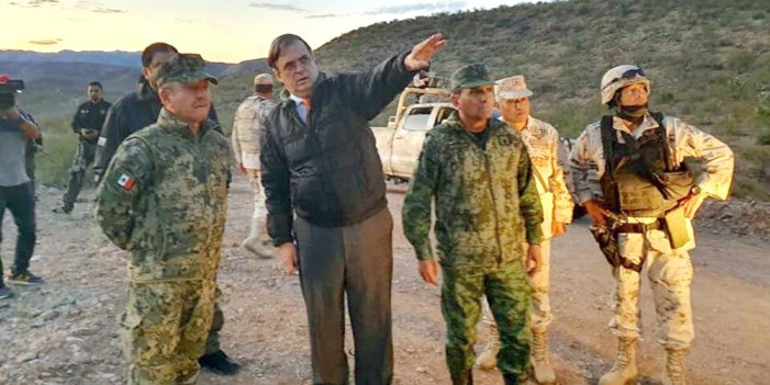 Determinará Fiscalía colaboración de EUA en caso LeBarón