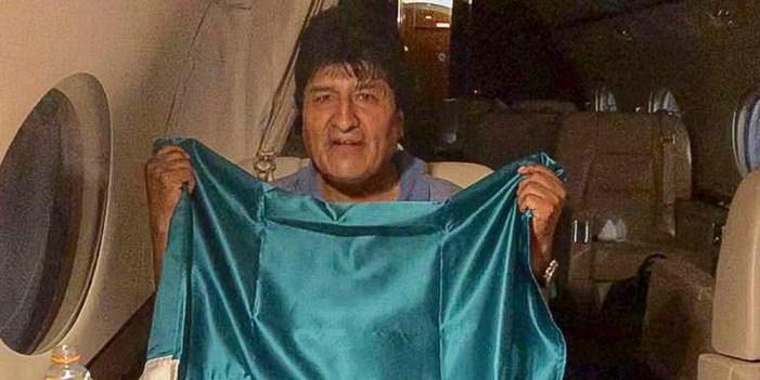 Evo Morales llegaría a México entre 11:00 y 11:30 A.M.: Marcelo Ebrard
