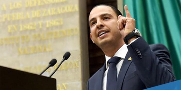 Marko Cortés y Álvarez Icaza denuncian fraude en renovación de CNDH