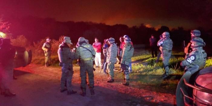 Cierran ducto de Pemex tras incendio: 2 heridos