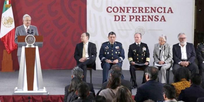 AMLO encabezará reunión de seguridad en Juárez