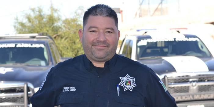 Saldo blanco en Nogales: Seguridad Pública