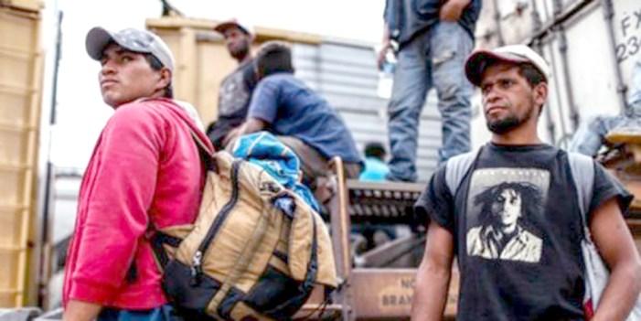 Migrantes en Nogales deberán viajar a El Paso