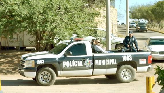 Baja índice delictivo en Nogales: SSP
