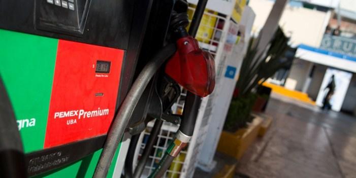 Subirán combustibles en Febrero