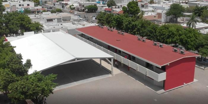 Construyó ISIE cerca de 200 aulas nuevas en Sonora