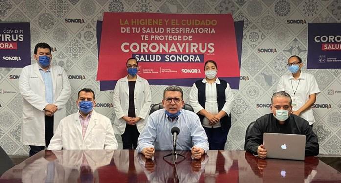 Confirma Salud Sonora tres nuevos casos de Covid-19