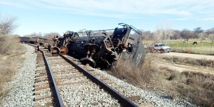 Sin riesgo descarrilamiento ferroviario en Mascareñas