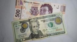 Se desmaya Peso mexicano ante Fase II de Coronavirus