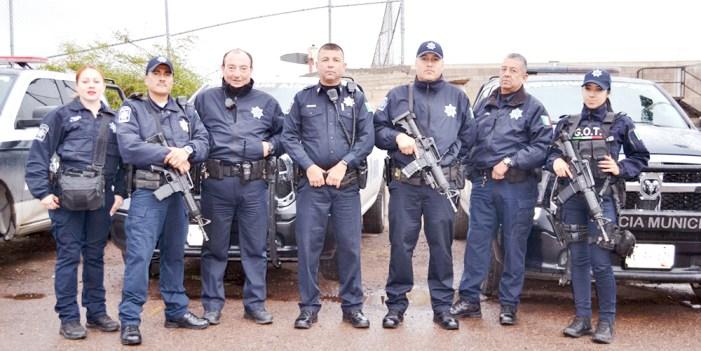 Propone Alberto López policía confiable y sensible
