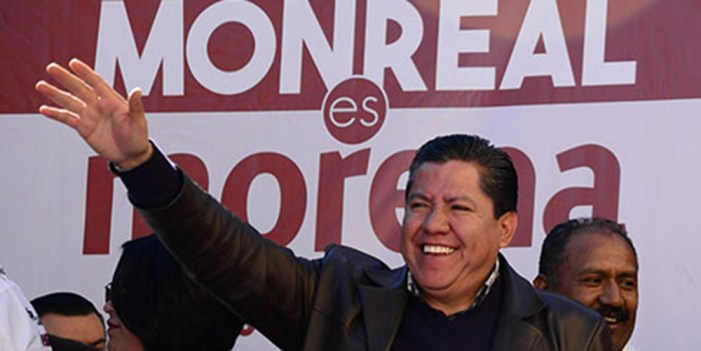 Acepta Morena alianza con Partido Verde