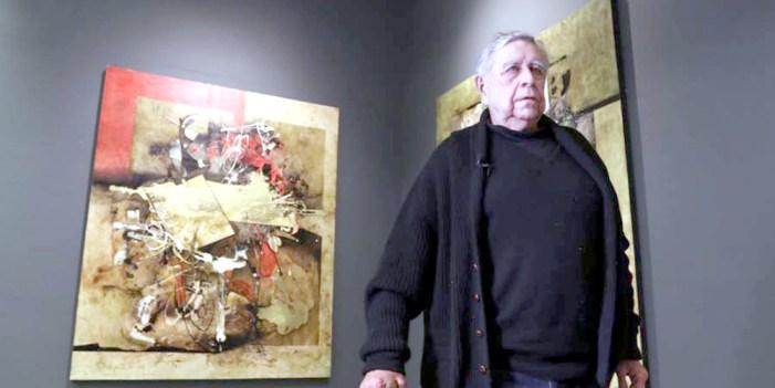 Muere pintor y escultor Manuel Felguérez