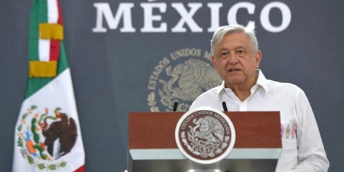 Que el Gobernador presente pruebas sobre protesta: López Obrador