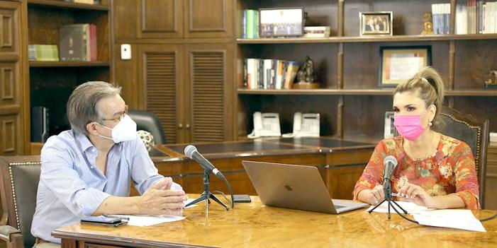 Sonora recupera y crea nuevos empleos: Gobernadora