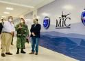 Supervisa director de Aduanas instalaciones en Santa Lucía