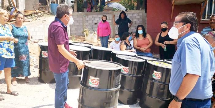 Trabaja PRI Nogales en beneficio de colonos de la frontera