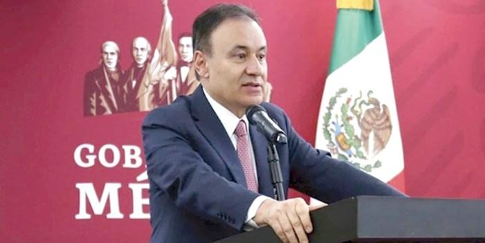 Durazo confirma interés por la gubernatura de Sonora