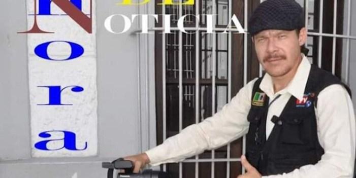 Asesinan a periodista Jesús Alfonso Piñuelas Montes