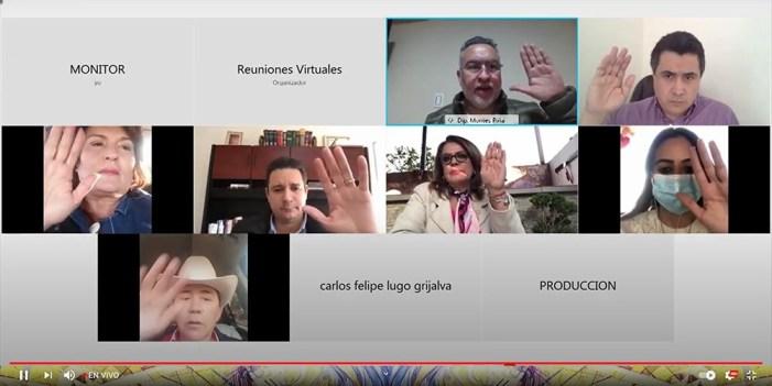 Pide Congreso ocupar regidurías vacantes en Rosario y Benjamín Hill