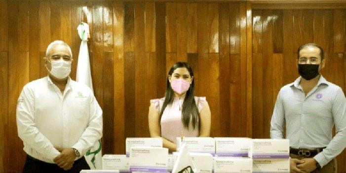 """Piden investigar donación de medicamentos """"propiedad del sector salud"""""""