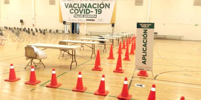 Definen orden alfabético y horario para vacunación