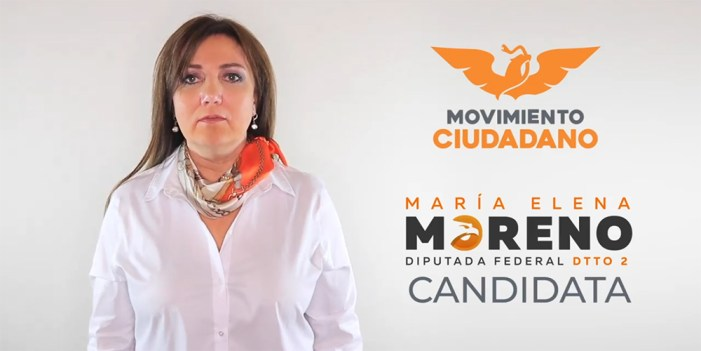 María Elena Moreno sorprende con #SpotDelSilencio