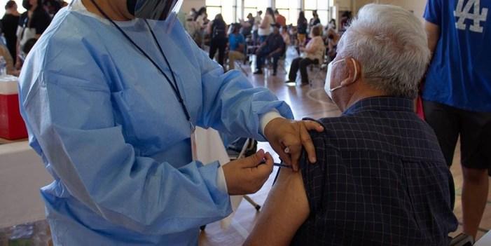 Aplica Salud Sonora 319 mil 658 vacunas